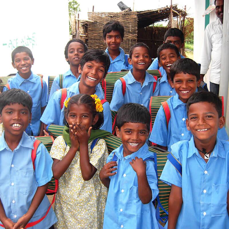 インドの児童労働