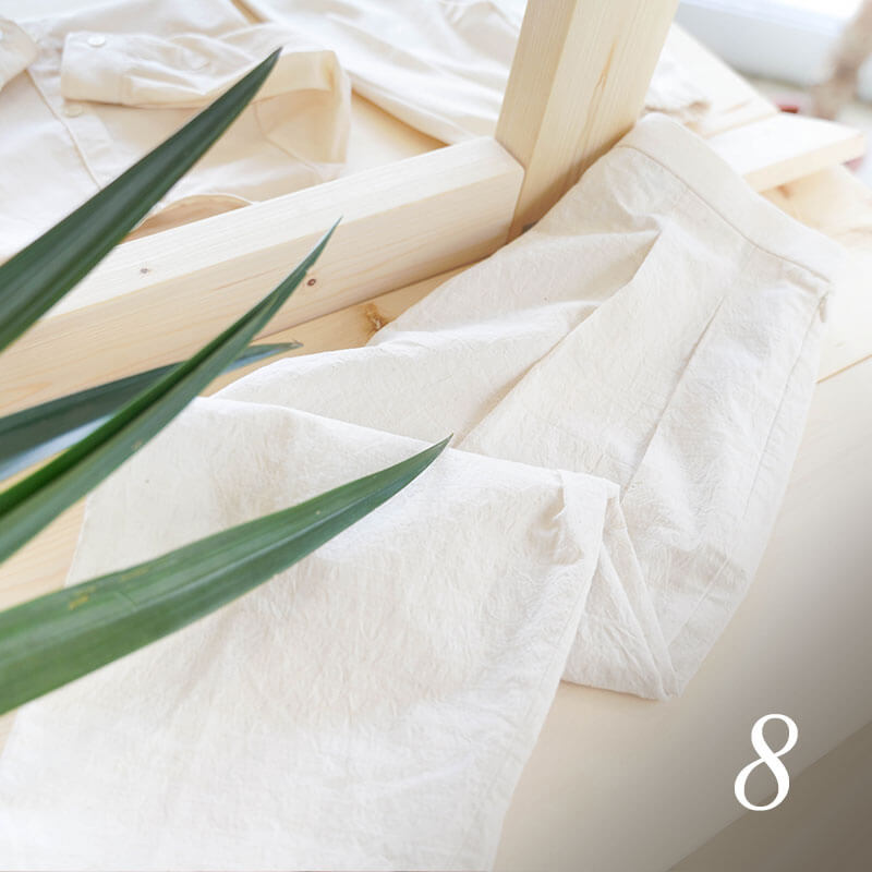 パイナップル葉繊維ができるまで パイナップルの布からファッションへ