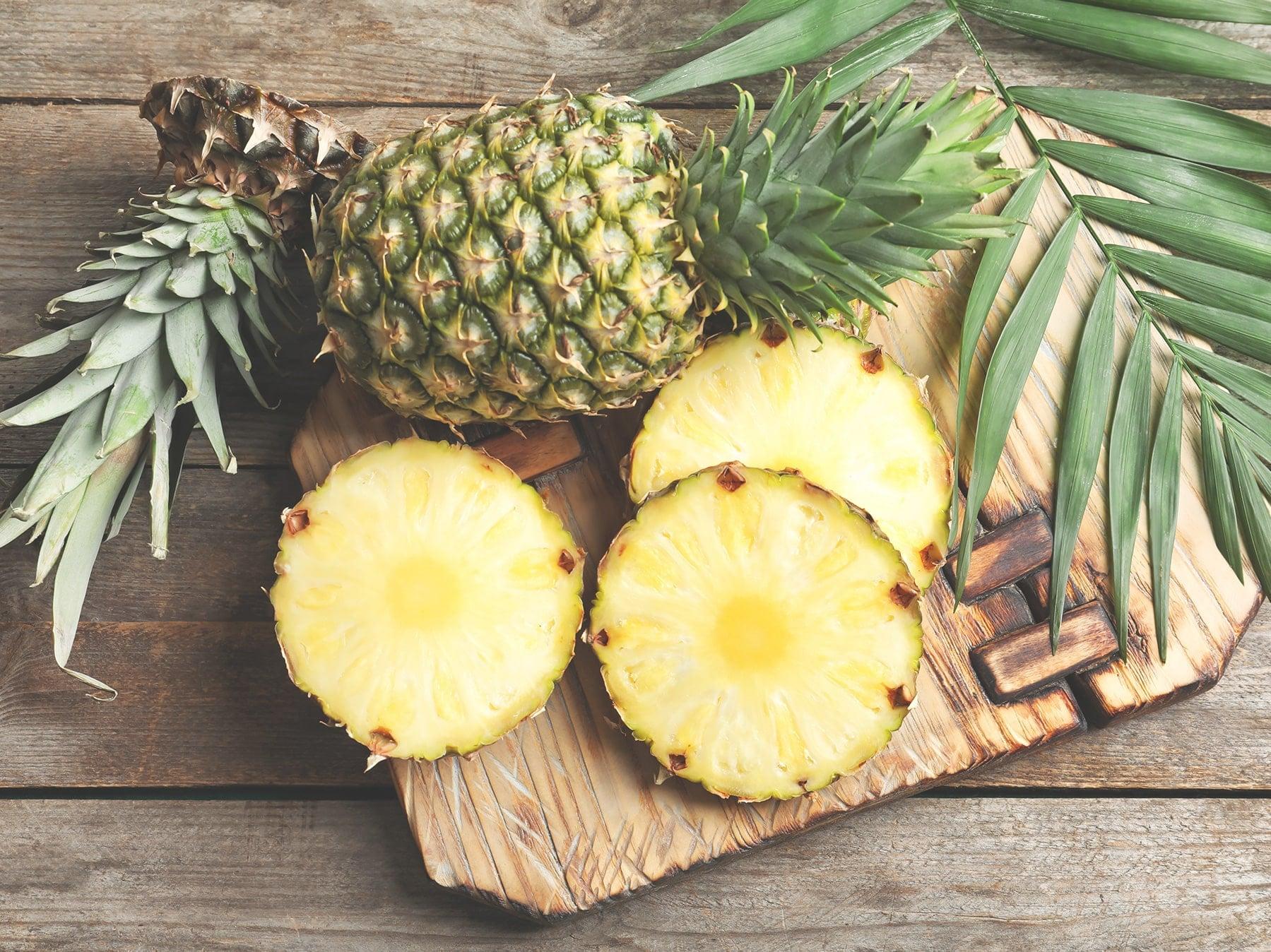パイナップルの葉で作る天然繊維
