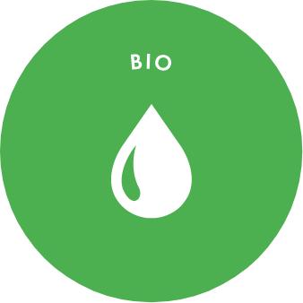製造過程の排水も有効利用
