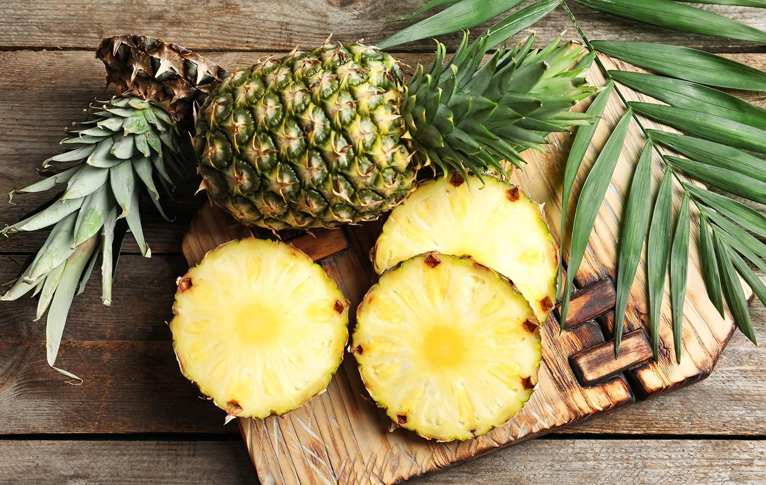 パイナップルのイメージ